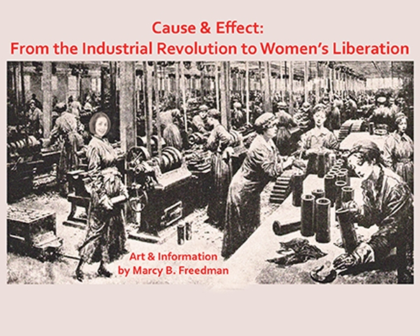 reasons of industrial revolution